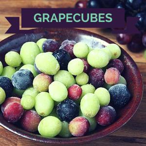 Grape-Cubes